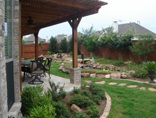 Shade Garden Design Perennials Backyards